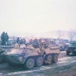 Бои в Чечне март 1996
