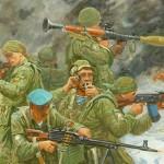 Афганистан 1989