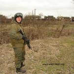 Начало вторая чеченской