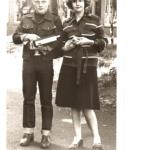 Красильников В. с женой